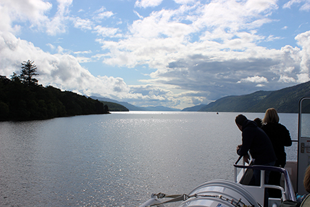 Loch Ness Boat Cruise