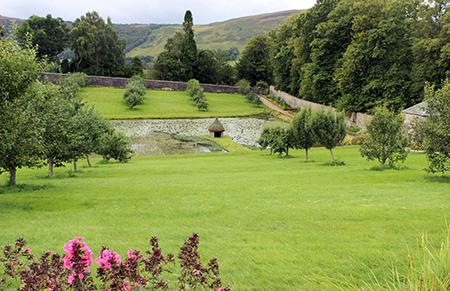 Hercules Garden - Blair Atholl - Blair Castle