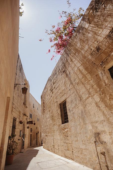 Mdina street, Malta