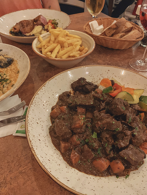 Eat like a local - try rabbit ravioli, snails, and horse meat - Malta