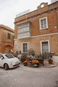 Maltese house