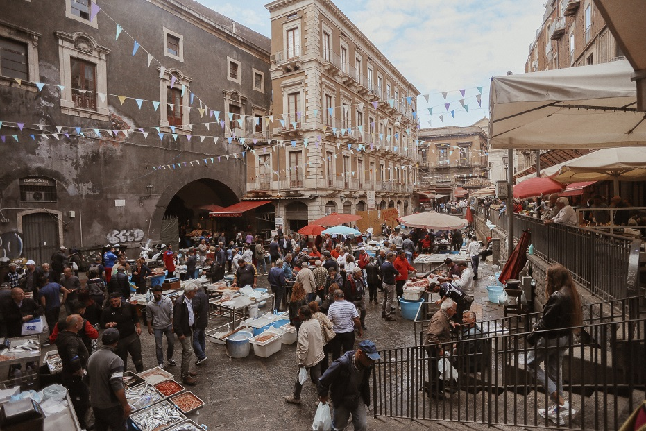 Pescheria market