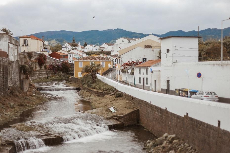 streets of Ribeira Grande