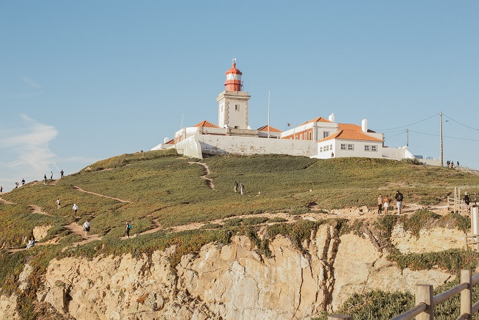 Cabo da Roca - the most western point of Europe