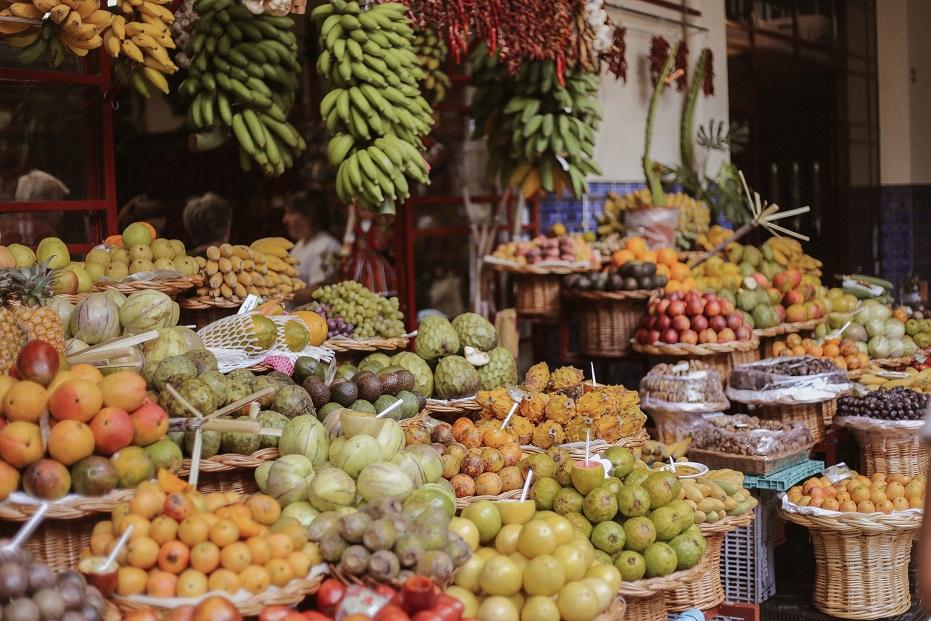 Mercado Dos Lavradores - Famous Market in Funchal